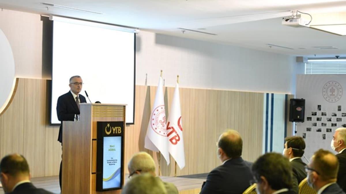 """""""Yurtdışındaki Vatandaşlarımıza Yönelik Kamu Hizmetlerinin Geliştirilmesi Projesi""""nin kapanış toplantısı yapıldı"""