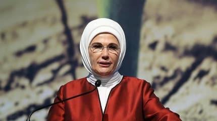 Emine Erdoğan 'Dünya İşaret Dili Günü'nü kutladı