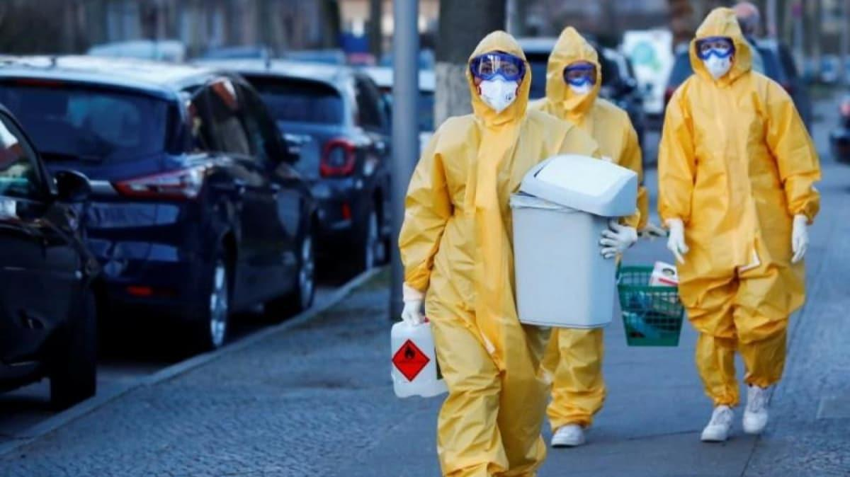 ABD'de koronavirüs nedeniyle ölenlerin sayısı 205 bini geçti