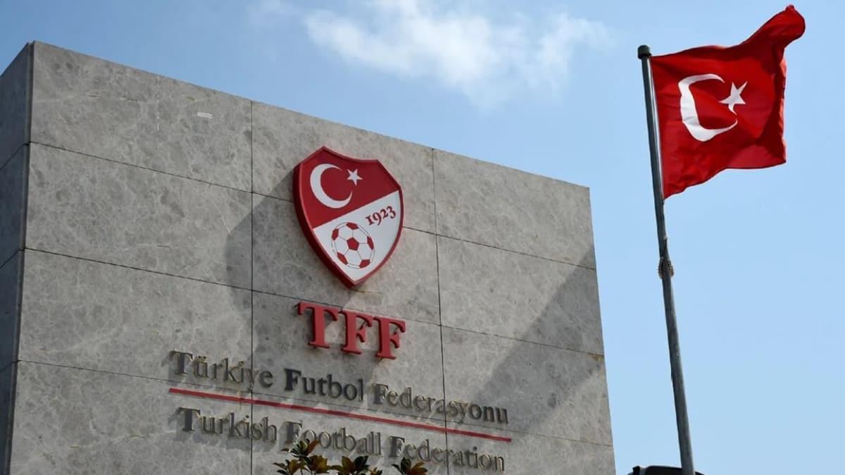 TFF'den MHK ile ilgili iddialara cevap