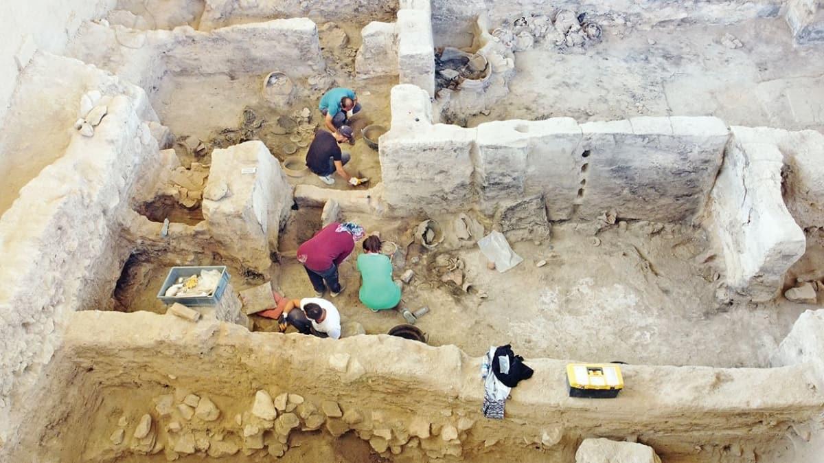Denizli 4 bin yıl önce de tekstil merkeziymiş