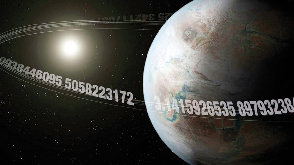 Pi gezegeni keşfedildi! Kendi yıldızının etrafında 3.14 günde dönüyor