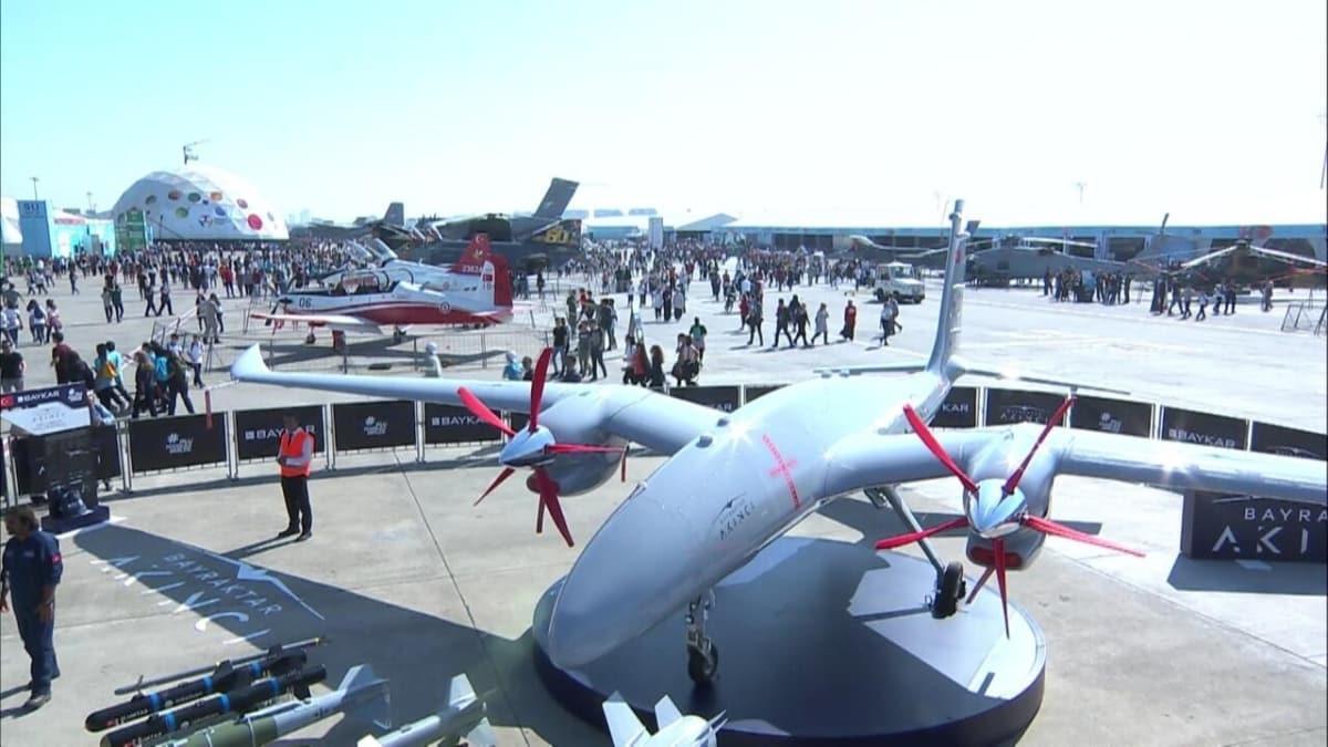 Teknofest Gaziantep 24 Eylül'de kapılarını açıyor