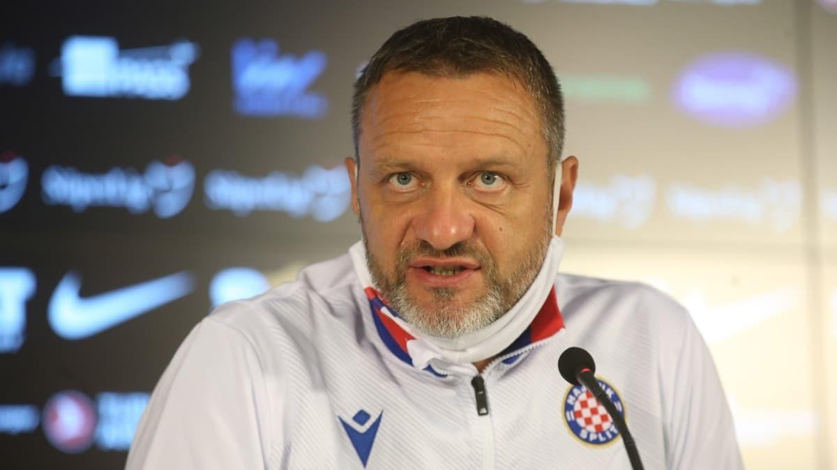 Hari Vukas: Galatasaray'ın bize karşı en iyi 11'i ile çıkmasını isteriz