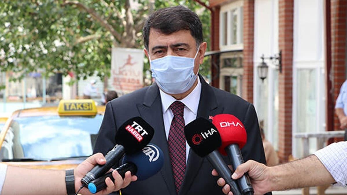 Ankara Valisi Şahin: Son 1 haftada vaka artış hızımız yavaşladı