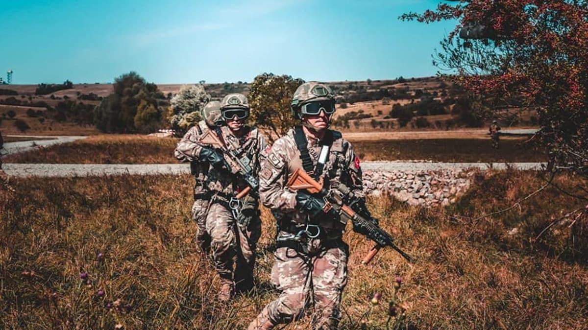 """""""Balkan Ülkeleri Özel Kuvvetler Tatbikatı"""" devam ediyor"""