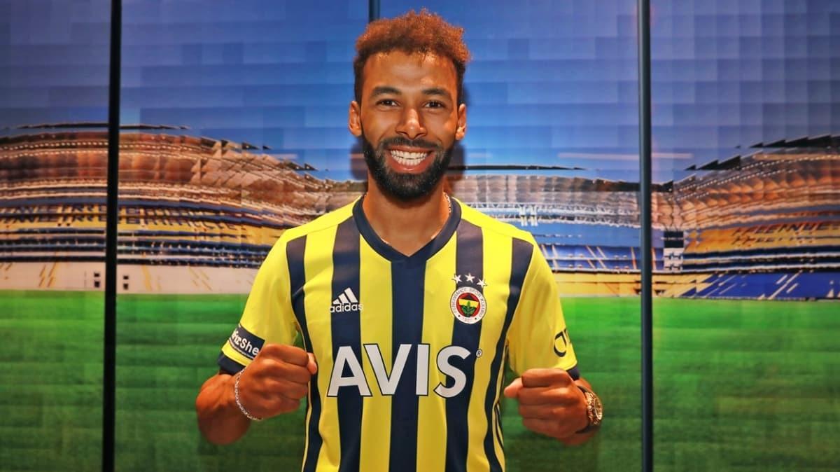 Fenerbahçe, Nazım Sangare ile 4 yıllık sözleşme imzaladığını açıkladı