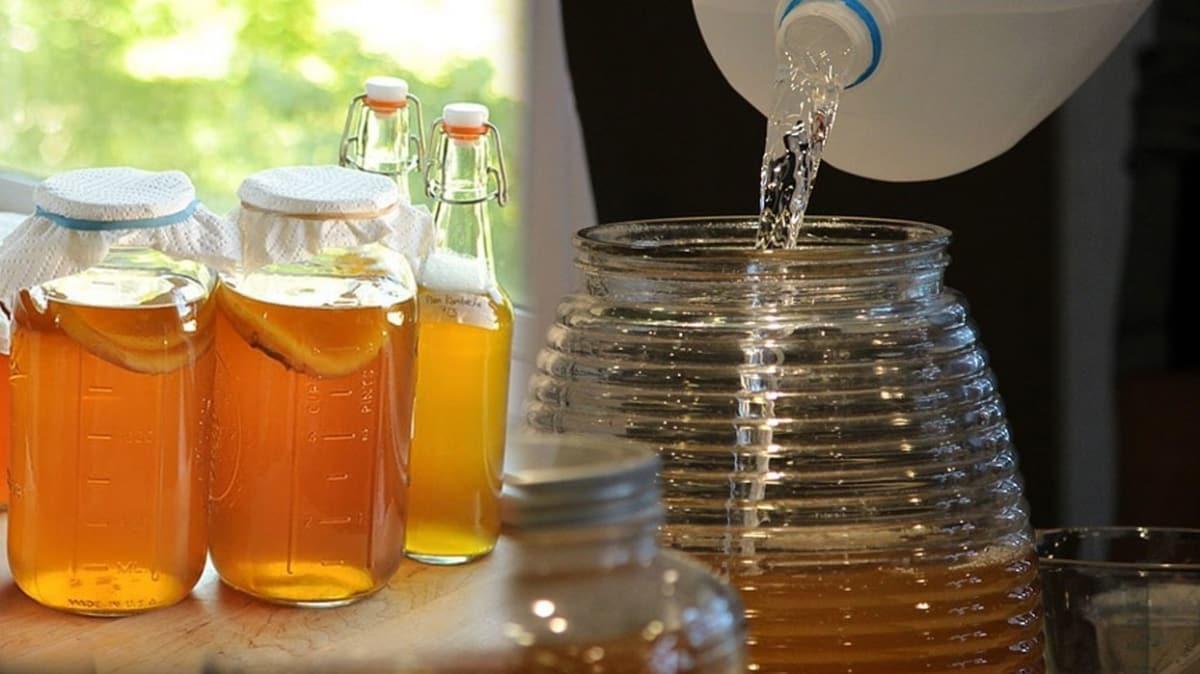 """Kilo vermede yeni trend: Kombu çayı ve kefir! Kombu çayı neye iyi gelir"""""""