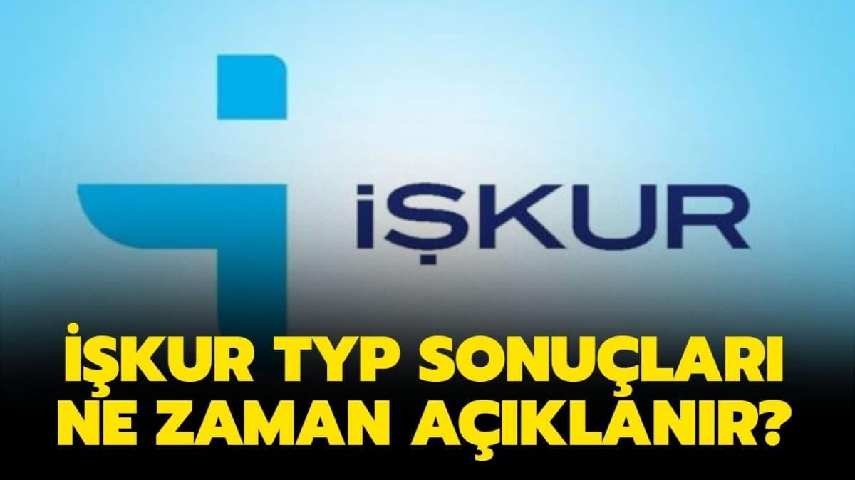 """TYP kura sonuçları açıklandı mı"""" İŞKUR TYP sorgulama nasıl yapılır"""""""