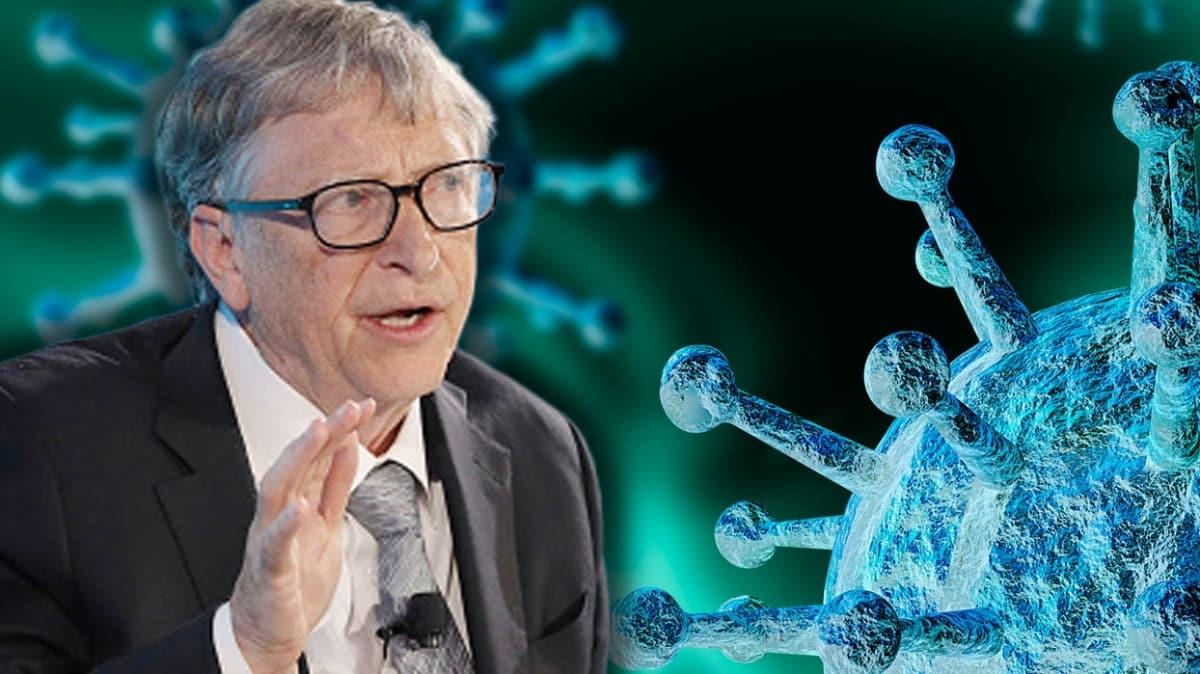 "Koronavirüs ne zaman bitecek"" Bill Gates resmen tarih verdi..."