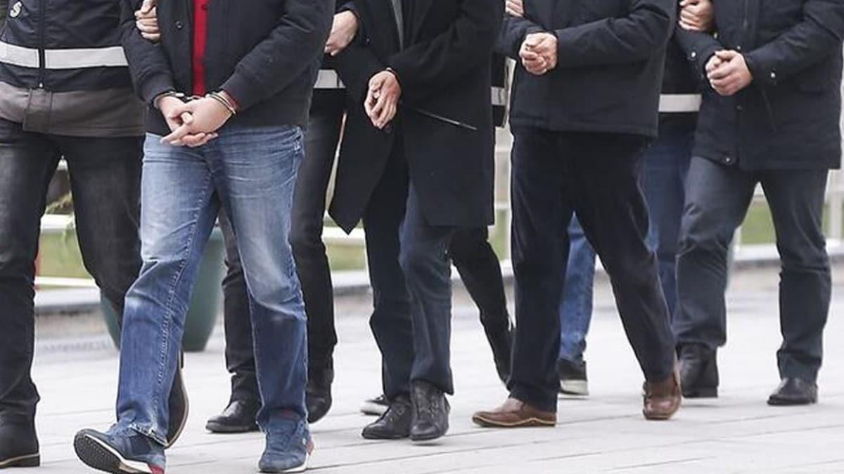FETÖ'nün avukatlık yapılanması: 6 şüpheli tutuklandı