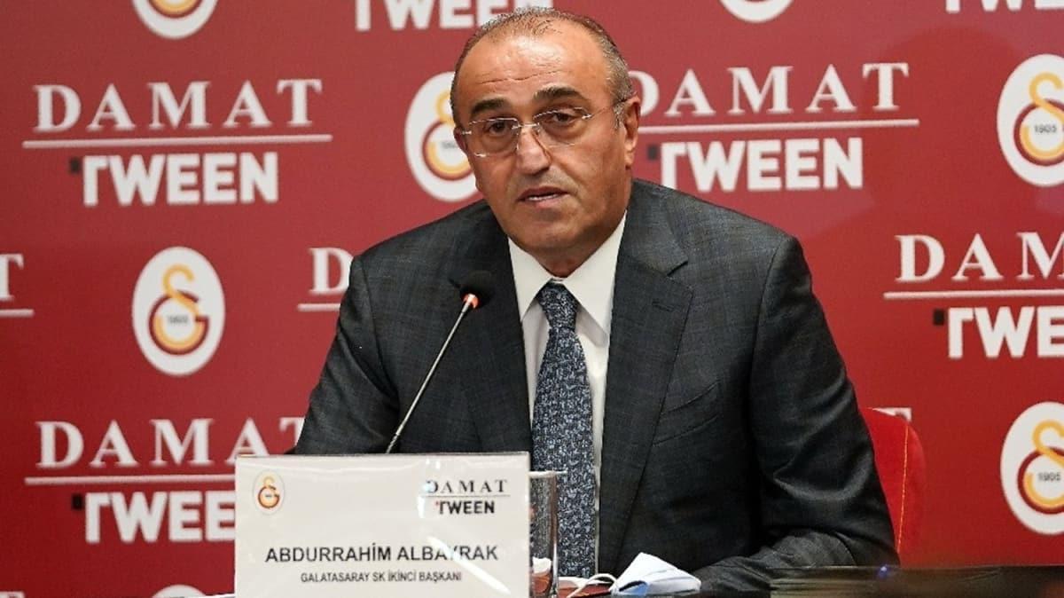 Abdurrahim Albayrak: 'Artık beyaz sayfa açmanın vaktidir'