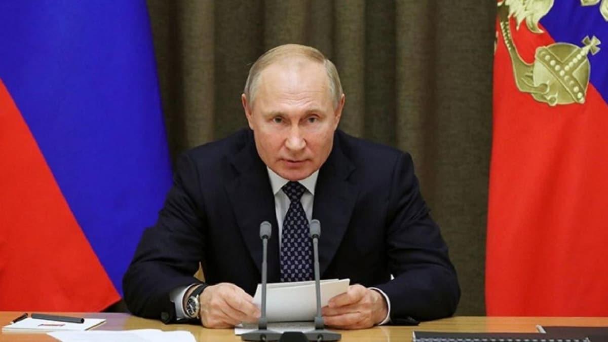 Rusya Devlet Başkanı Putin'den nükleer santral tepkisi: Odunla mı ısınacaksınız