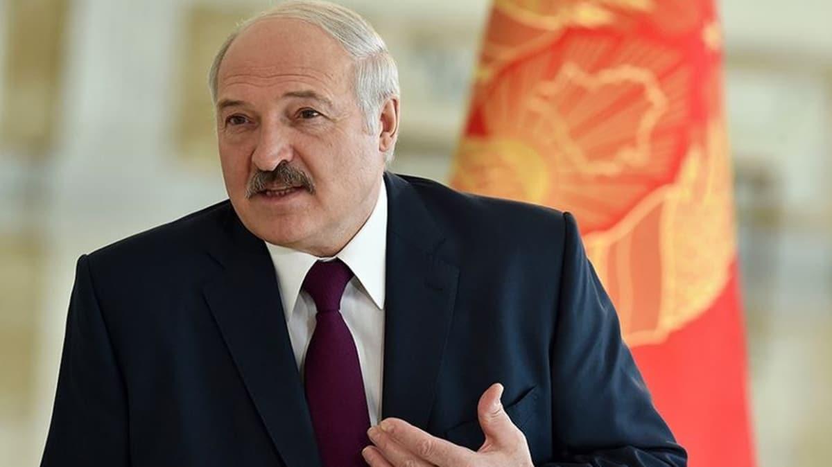 Belarus Cumhurbaşkanı Lukaşenko göreve başladı