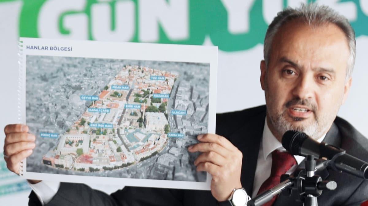 Bursa'da 20 bin konut dönüşüyor