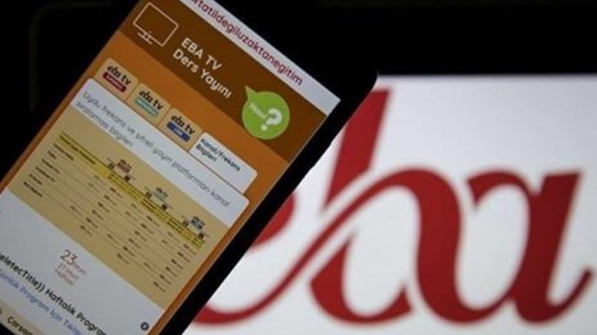 Milli Eğitim Bakanlığı açıkladı: EBA TV'ye siber saldırı