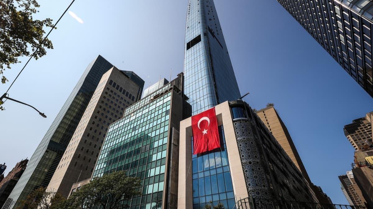 Türkevi Binası, New York'un sembol binalarından biri olmaya aday gösteriliyor