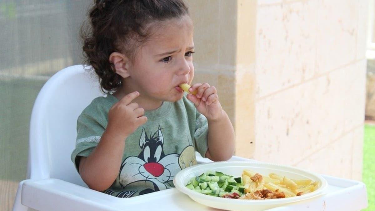 Çocukta D vitaminini artıran besinler