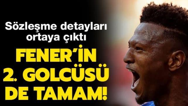 Fener'in ikinci golcüsü de tamam! 2 gün içinde gelip imzayı atacak