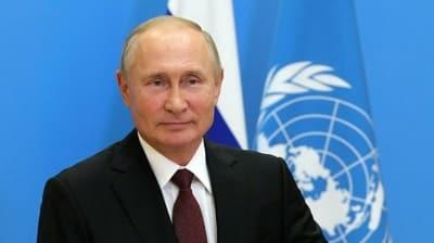 Rusya Devlet Başkanı Putin Trump'tan önce 2021 Nobel Barış Ödülü'ne aday gösterilmiş