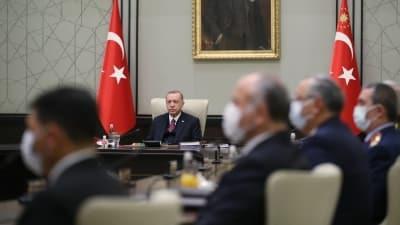 MGK'dan 'Doğu Akdeniz' mesajı: Türkiye haklarından taviz vermeyecek