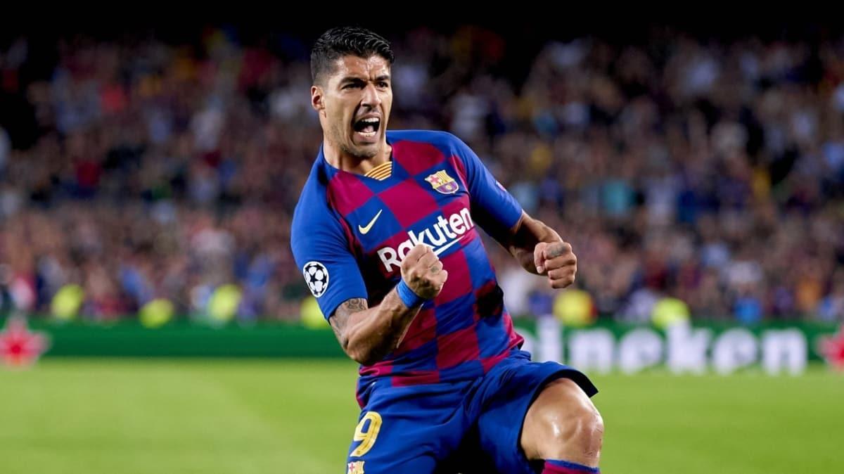 Luis Suarez'den ayrılık açıklaması