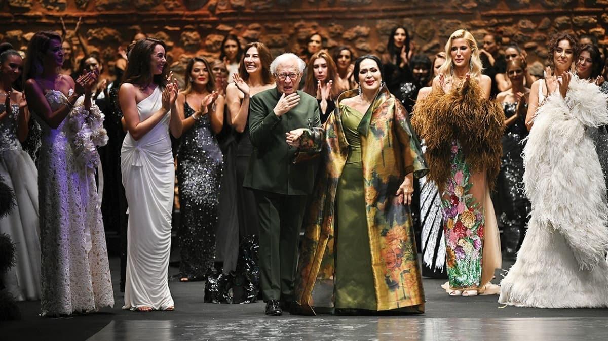 Modacı Yıldırım Mayruk'tan 60. yıla Türk Sineması'nın Sultan'ı Türkan Şoray ile veda