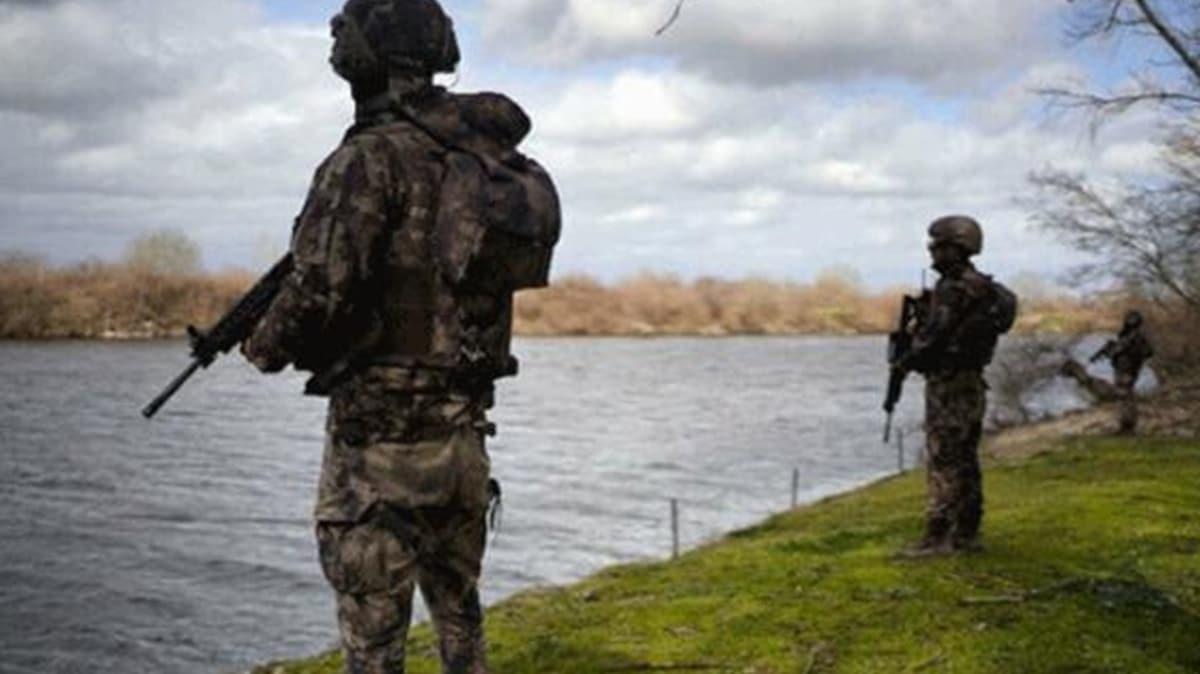 Terör örgütü PKK'dan kaçarak Yunanistan'a gitmeye çalışan PKK'lı terörist yakalandı