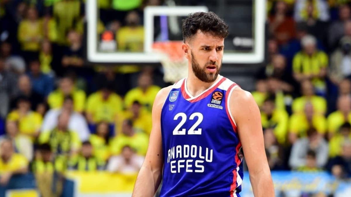 Vasilije Micic, NBA'den teklif aldığını açıkladı