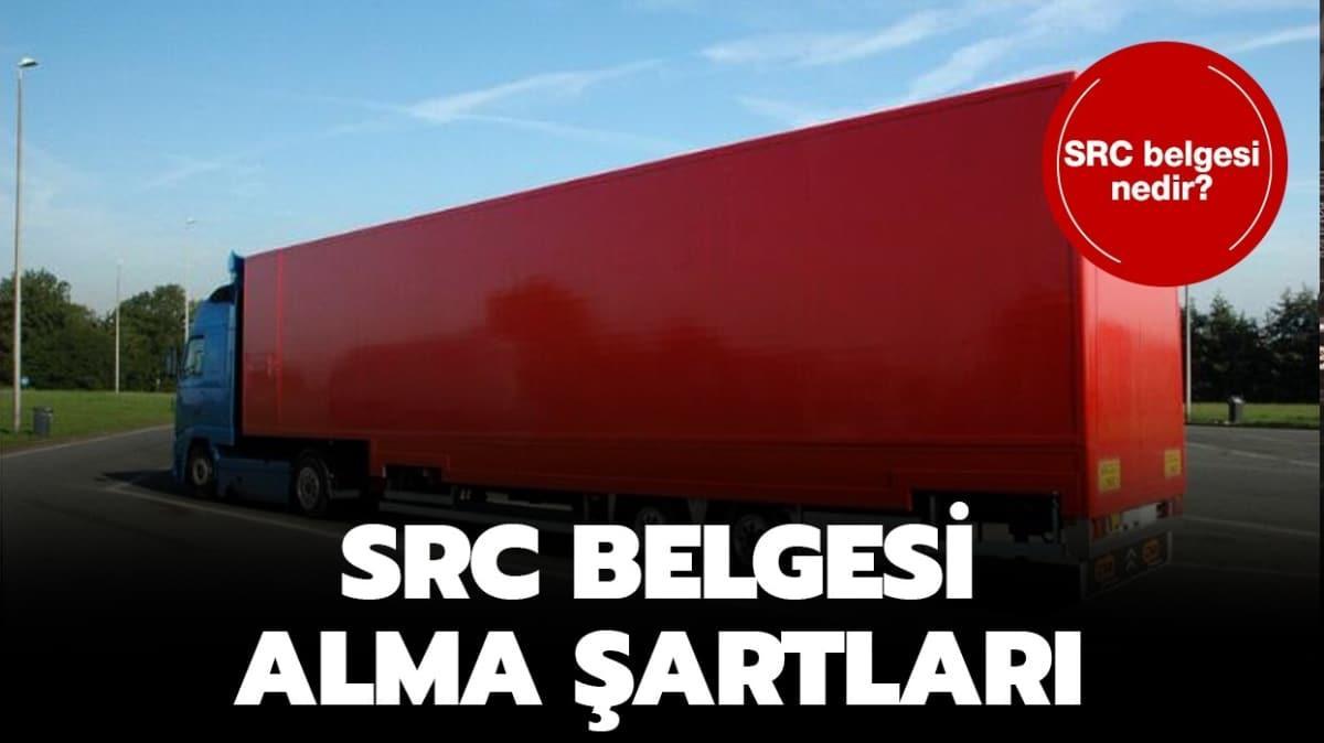 """SRC belgesi nasıl alınır, şartları nelerdir"""" SRC belgesi ne demek"""""""