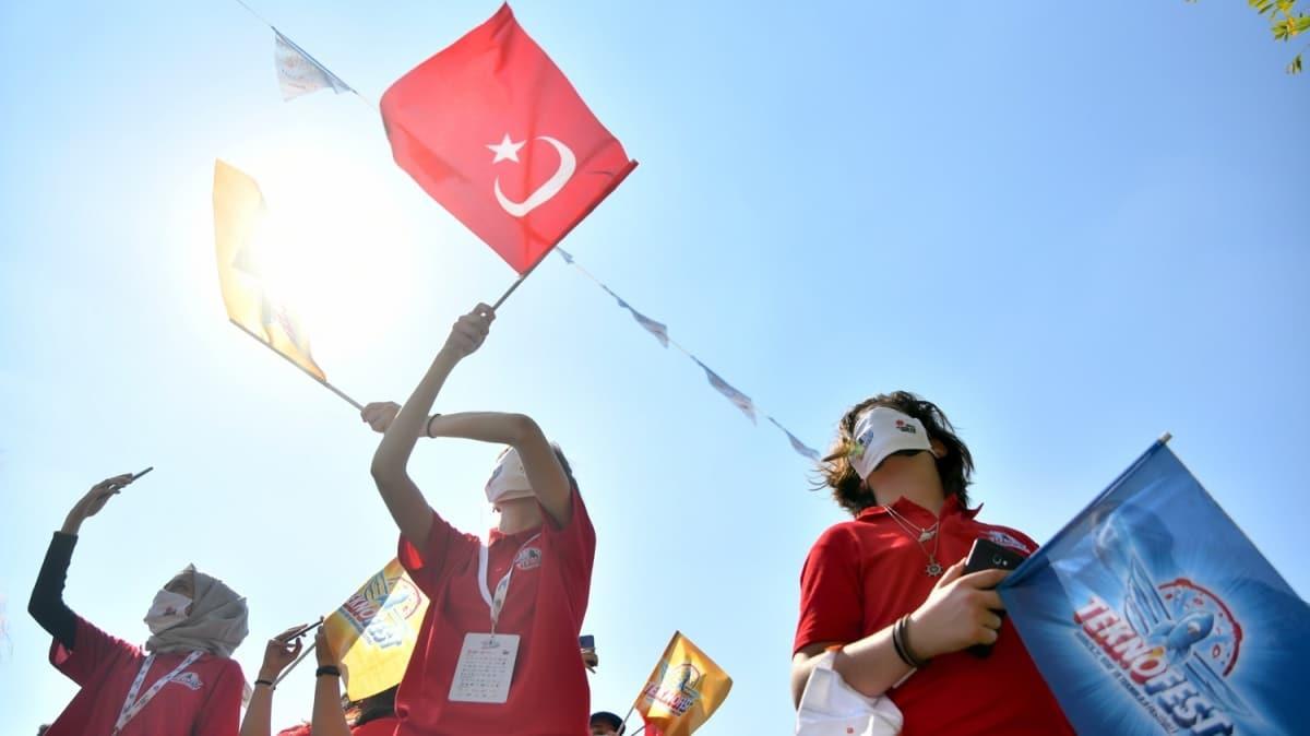 TEKNOFEST 2020 Gaziantep'te başladı! 100 binden fazla yarışmacı başvurdu