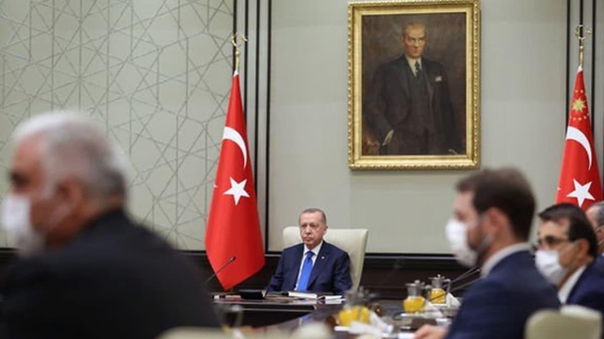 Başkan Erdoğan, bugün MGK toplantısına başkanlık edecek: Gündem maddesi Serrac sonrası Libya