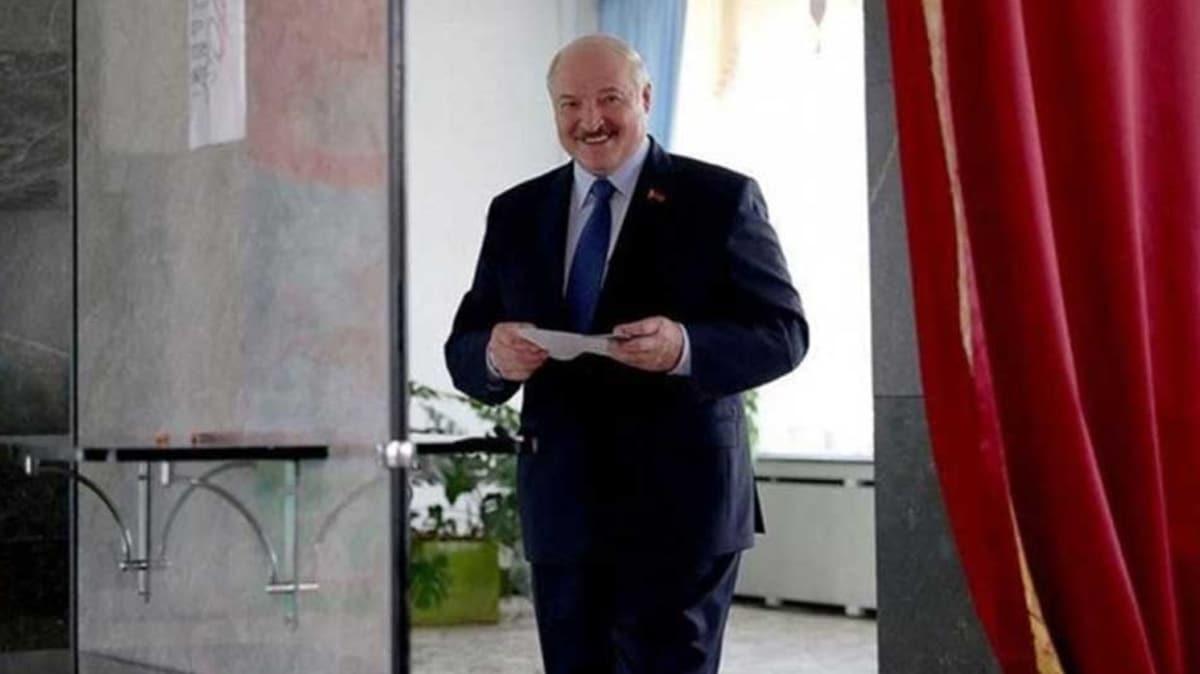 AB, Belarus Cumhurbaşkanı Lukaşenko'nun meşruiyetini tanımıyor