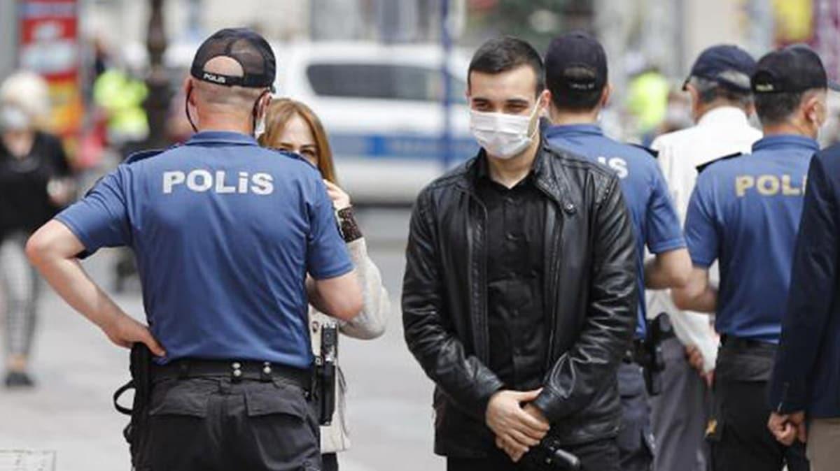 İçişleri'nden yeni koronavirüs genelgesi: Yalan beyanda bulunanlara hapis cezası verilebilecek