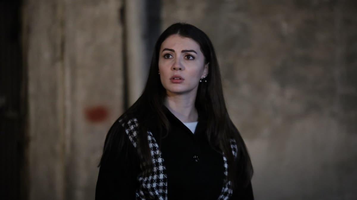 Afili Aşk'ın Ayşe'si Burcu Özberk güçlü kadın rolüne çok yakışacak!