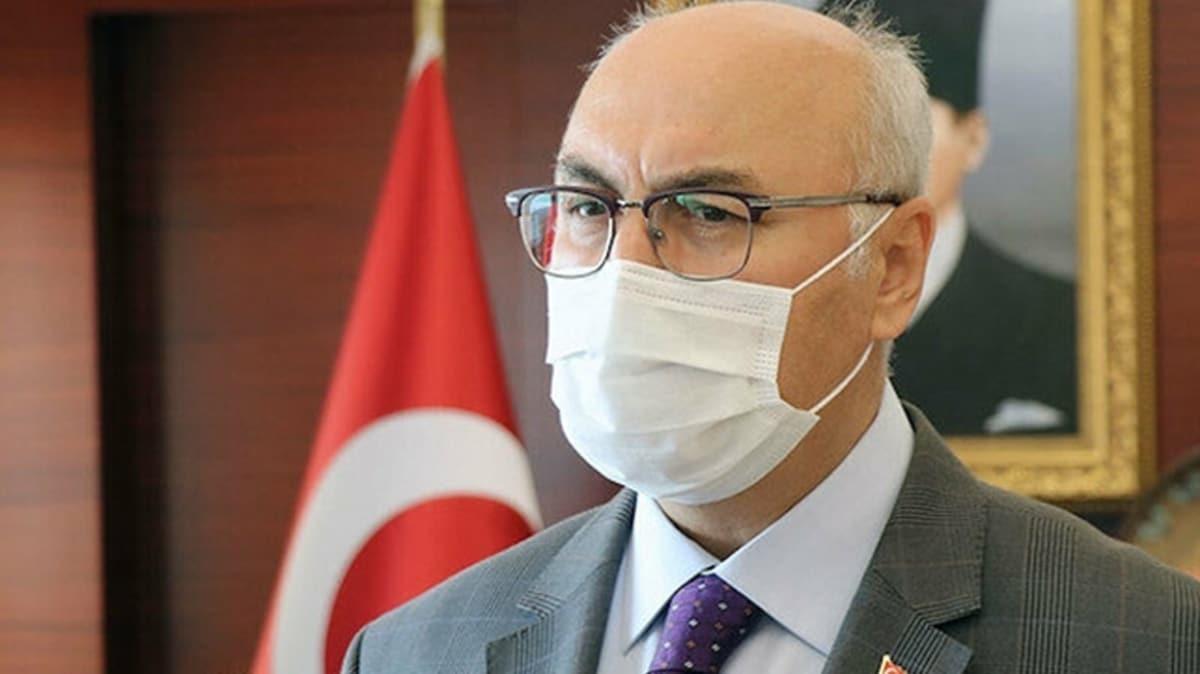 """İzmir Valisi Köşger'den """"15 gün daha sabredin"""" çağrısı: Durum iyileşirse bazı tedbirler kaldırılabilir"""