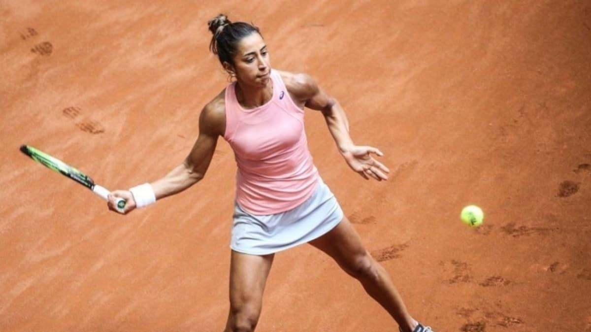 Çağla Büyükakçay, Roland Garros elemelerine ikinci turda veda etti