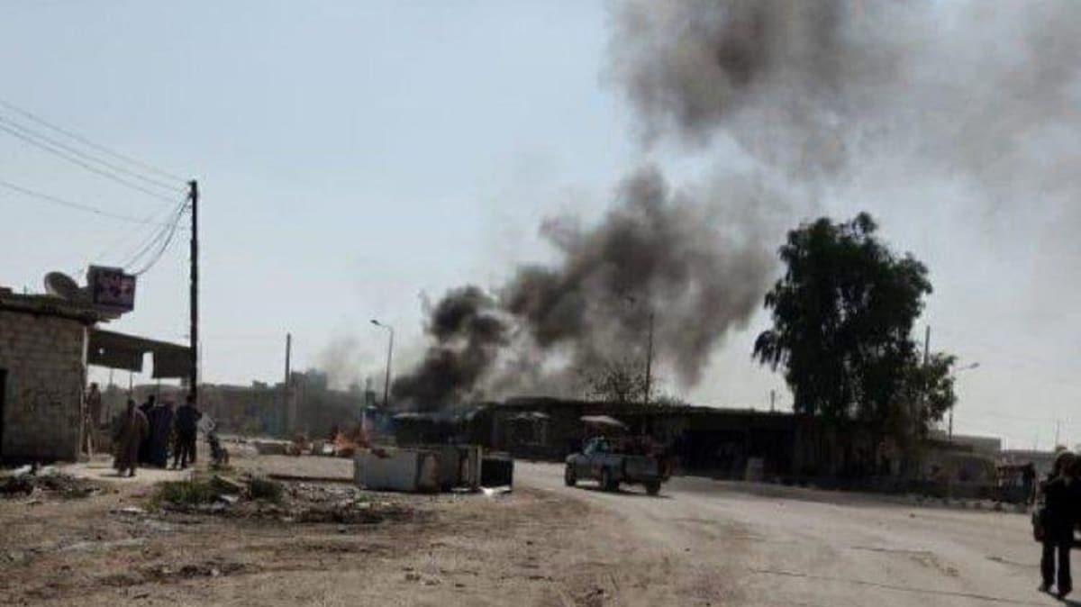 MSB duyurdu! Rasulayn'da bombalı terör saldırısı