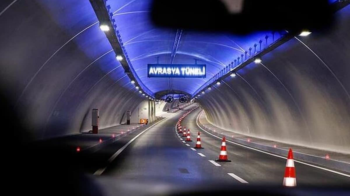 Avrasya Tüneli'ne yeni sistem: Trafik sorununu yüzde 90 azaltacak