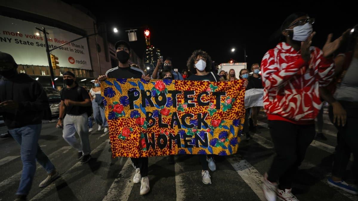 ABD'de Breonna Taylor davasında karar açıklandı... Protestocular sokaklara döküldü