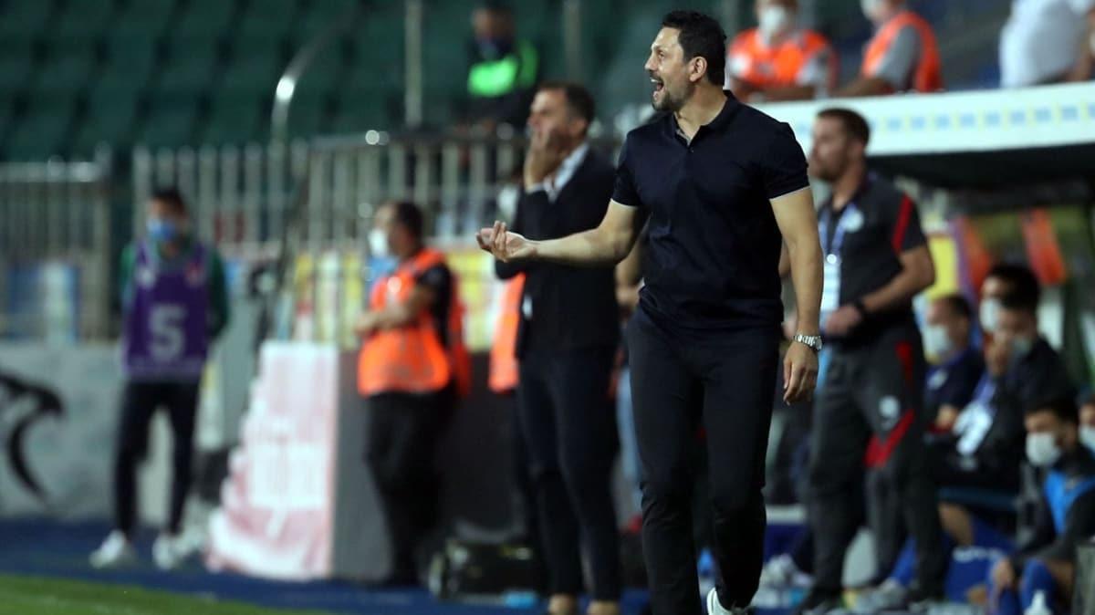 Fenerbahçe savunmasına Erol Bulut'un eli değdi