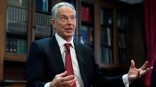 Eski İngiltere Başbakanı Blair'den siyonizm çağrısı: Filistin yönetimi değiştirilsin