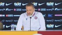 Hajduk Split antrenöründen kalite vurgusu