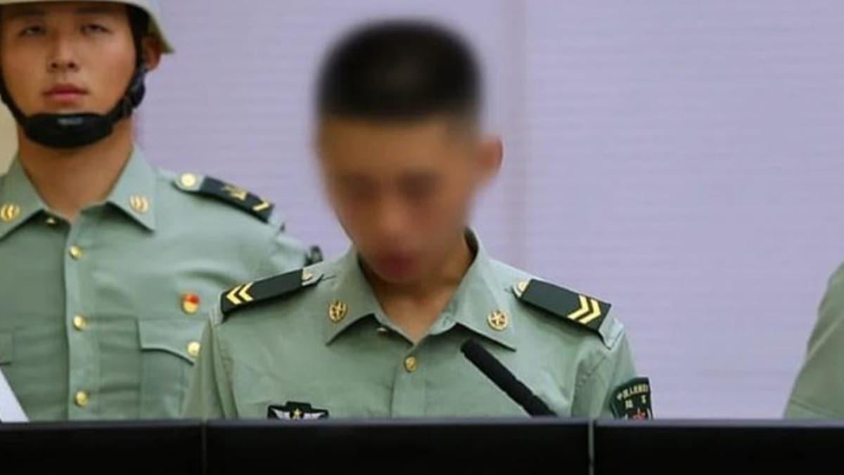 Çin ordusu casus askerle sarsıldı
