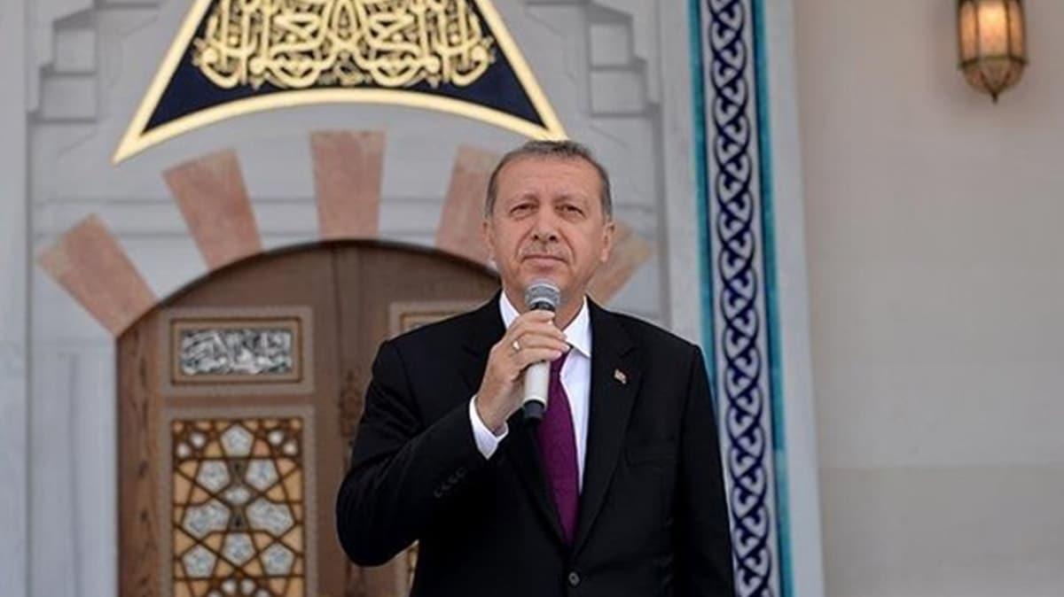Başkan Erdoğan: Bu millete Allah'ın izniyle kimse herhangi bir şey yapamayacak