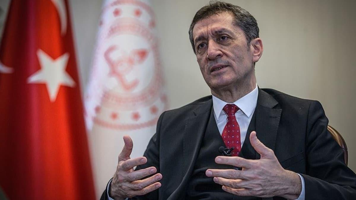 Milli Eğitim Bakanı Selçuk açıkladı: EBA'ya saldırılar dünyanın çok farklı yerlerinden