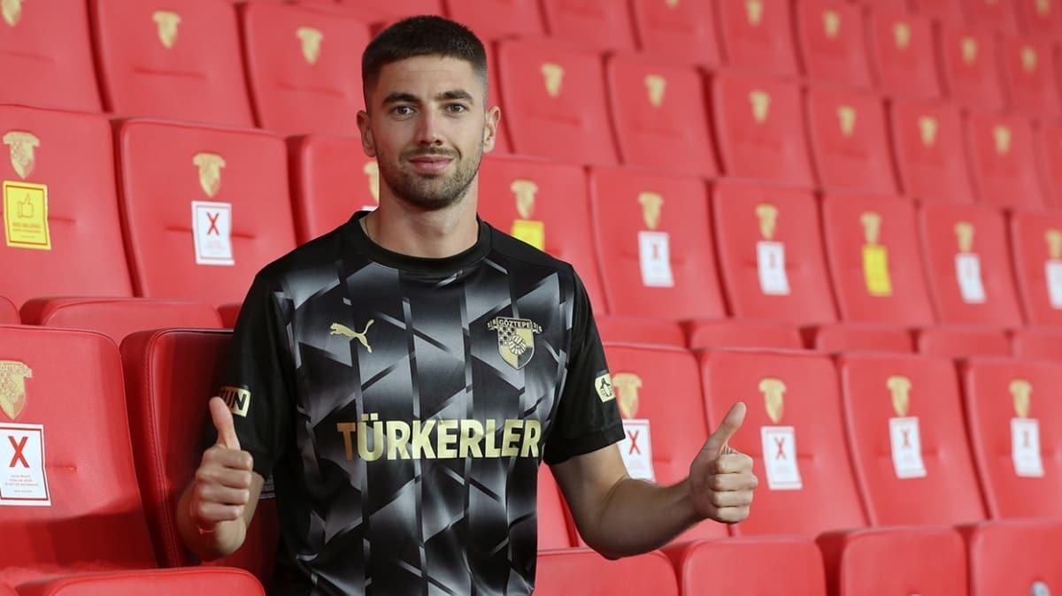 Göztepe, Marko Mihojevic ile 3+1 yıllık sözleşme imzaladı