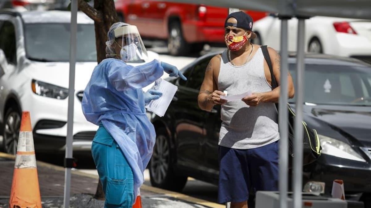 ABD'de koronavirüs kayıpları artıyor... Ölü sayısı 207 bin 555'e yükseldi!