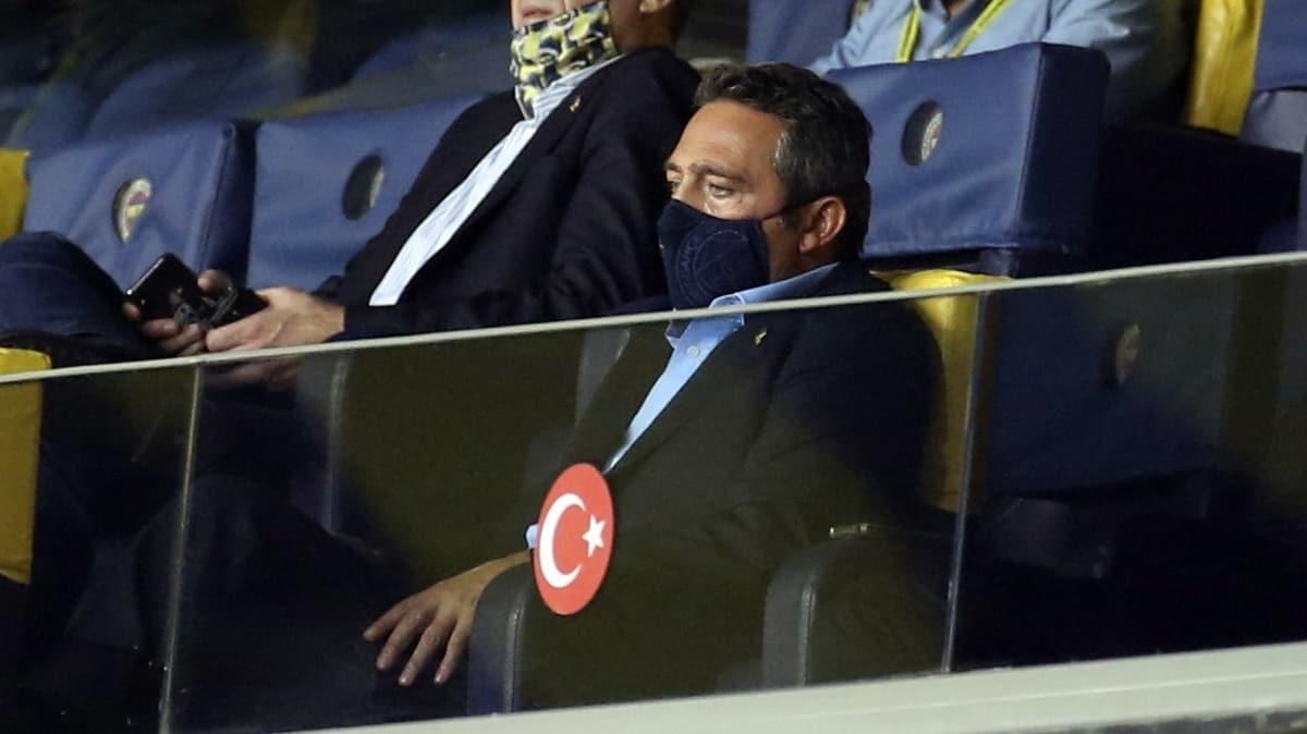 Ali Koç, Galatasaray-Fenerbahçe derbisinde Türk Telekom Stadı'ndaki yerini alacak