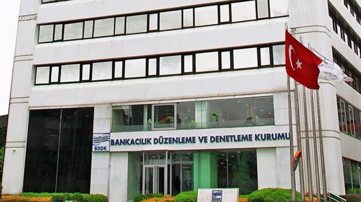 BDDK'dan swap hamlesi: Bankaların işlem limitleri yüzde 10'a çıkarıldı